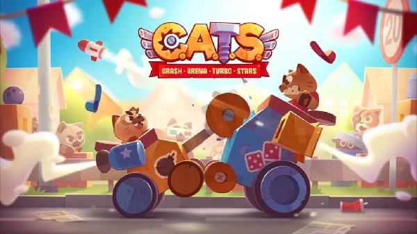 CATS Crash Arena Turbo Stars v2.32 ANDROID