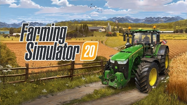 Farming Simulator 20 v0.0.0.69 ANDROID