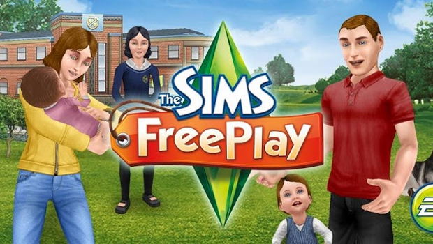 The Sims FreePlay v5.57.2 ANDROID